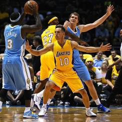 The Lakers announced that Steve Nash will miss the entire season due to a back issue.