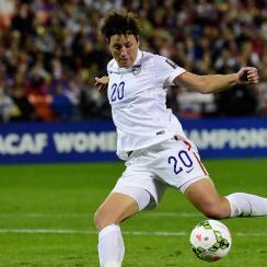 USA forward Abby Wambach named finalist FIFA Women's World Player of the Year