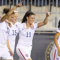 usa womens national team qualify