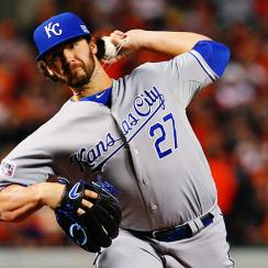 Brandon Finnegan, Kansas City Royals