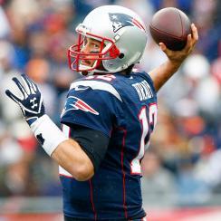 Fantasy Football Week 8: Tom Brady elevating New England Patriots offense
