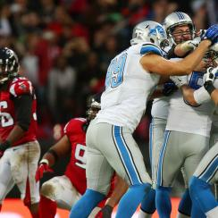 NFL Week 8: Detroit Lions stun Atlanta Falcons, could spell end for Mike Smith