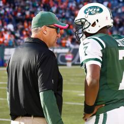 Rex Ryan Geno Smith New York Jets good quarterback