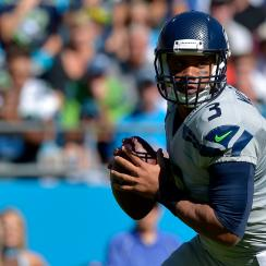 Seattle Seahawks Russell Wilson not black enough