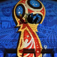 2018 World Cup Russia logo