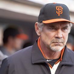 Bruce Bochy, San Francisco Giants
