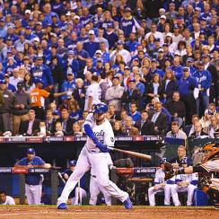 Eric Hosmer Royals World Series Game 6