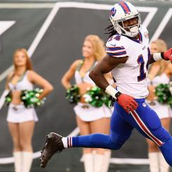 Fantasy football Week 9: Sammy Watkins rising up WR rankings