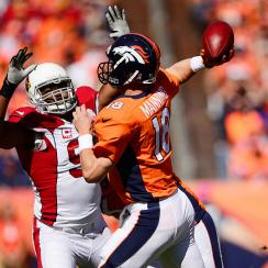 Arizona Cardinals, Calais Campbell hope for payback vs. Denver Broncos in Super Bowl