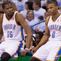 Kevin Durant; Russell Westbrook