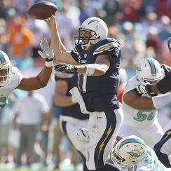NFL Week 9: Philip Rivers disappoints; must-see play, news