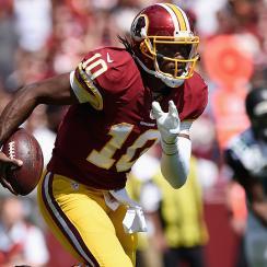 Robert Griffin III starting decision: RGIII alienated himself from Washington Redskins