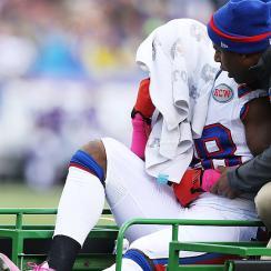 NFL injury report at midseason: Calvin Johnson, C.J. Spiller among wounded