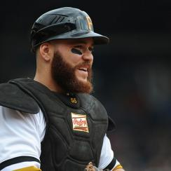 Pittsburgh Pirates Russell Martin