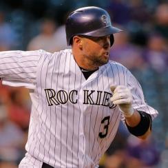 New York Mets Michael Cuddyer