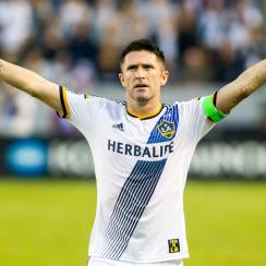 Robbie Keane scored 19 goals and assisted on 14 others in helping lead the LA Galaxy's high-octane attack.
