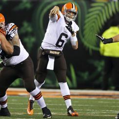 NFL Week 10: Cleveland Browns are legit; Marshawn Lynch is a beast
