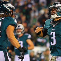 Sanchez looks capable as ever of leading Eagles after rout of Panthers