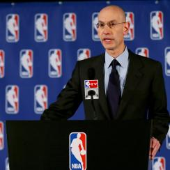 adam silver new york times editorial legalize sports betting