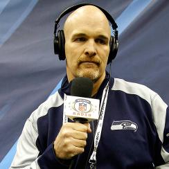 Seattle Seahawks' Dan Quinn is a top candidate to replace Will Muschamp at Florida.