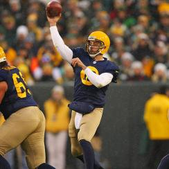 Green Bay Packers trying to make sure road to 2015 Super Bowl goes through Lambeau