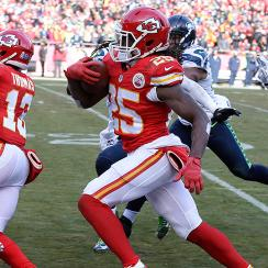 NFL Week 11 superlatives: Jamaal Charles earns early MVP honors