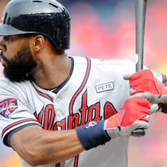Jason Heyward has been traded from the Atlanta Braves to the St. Louis Cardinals.