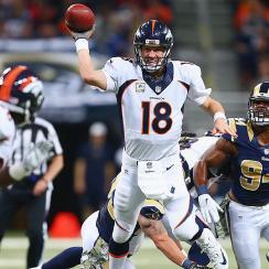 Denver Broncos struggles: Cause for concern for Peyton Manning and Co.?