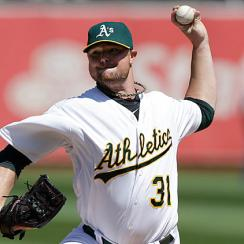 Jon Lester, Oakland Athletics