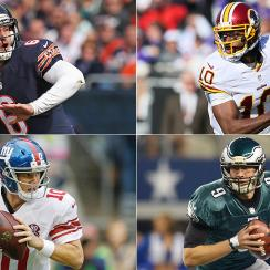 NFL future for Eli Manning, RGIII, Jay Cutler, more