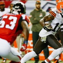 Fantasy Football Week 12: Josh Gordon delivers for Cleveland Browns