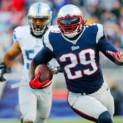 NFL Week 12: New England Patriots steamroll Detroit Lions with versatility