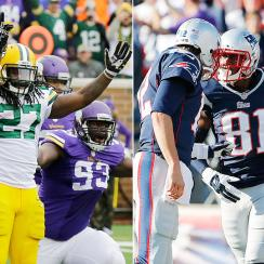 NFL Week 12 Snap Judgments: Green Bay Packers, New England Patriots look like Super Bowl favorites with pivotal wins