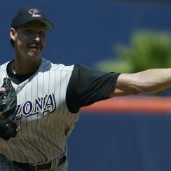 Randy Johnson, Arizona Diamondbacks