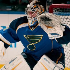 St. Louis Blues Brian Elliot tweets broken cup photo