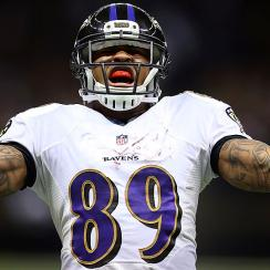 Ravens' unlikely trio of heroes leads them to big win over Saints