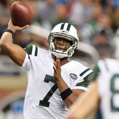 Geno Smith named starting quarterback of New York Jets over Michael Vick