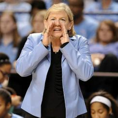 Sylvia Hatchell has UNC