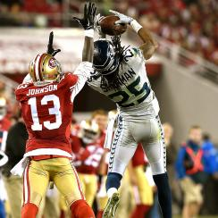 Three Thoughts: Seahawks' defense shines again in crucial win over 49ers