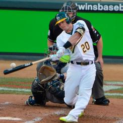The Athletics traded third baseman Josh Donaldson to the Blue Jays for Brett Lawrie and some prospects.