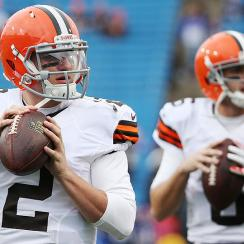 Johnny Manziel or Brian Hoyer? Cleveland Browns face decision in Week 14