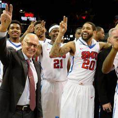 Larry Brown SMU Mustangs NCAA NBA
