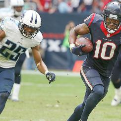 NFL Week 13 winners and losers: DeAndre Hopkins, Connor Barth shine in unexpected spotlight