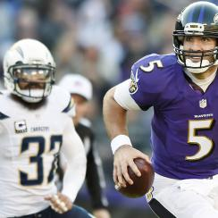 NFL Week 14: Ravens need a win, Johnny Manziel's playing status, more burning questions