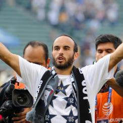 Landon Donovan retires as a six-time MLS Cup champion.