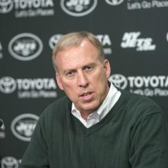 John Idzik New York Jets staff players