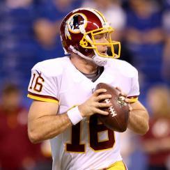 Washington Redskins Colt McCoy