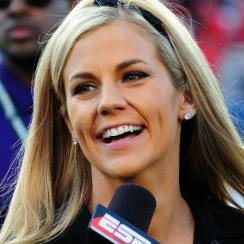 ESPN's Sam Podner motherhood Deitsch media circus