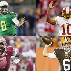 2015 NFL offseason: Marcus Mariota, Jameis Winston, Robert Griffin III could help QB-needy teams