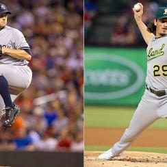 David Robertson Jeff Samardzija to White Sox